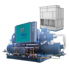 低温螺杆式冷水机 120HP