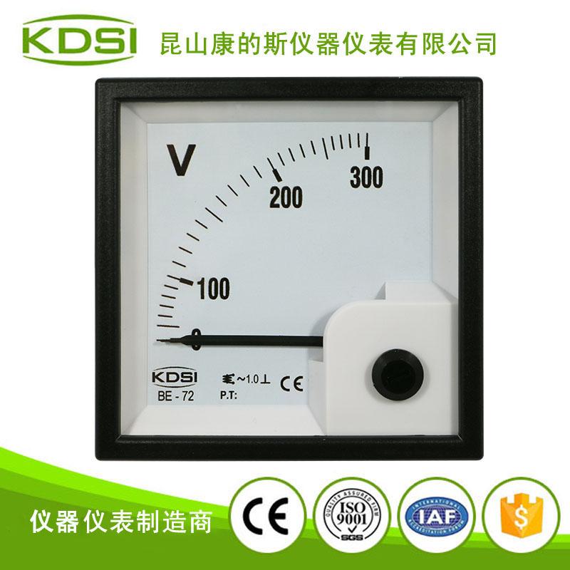 机械设备用电压表,指针式交流电压表,配电柜用仪表,柜