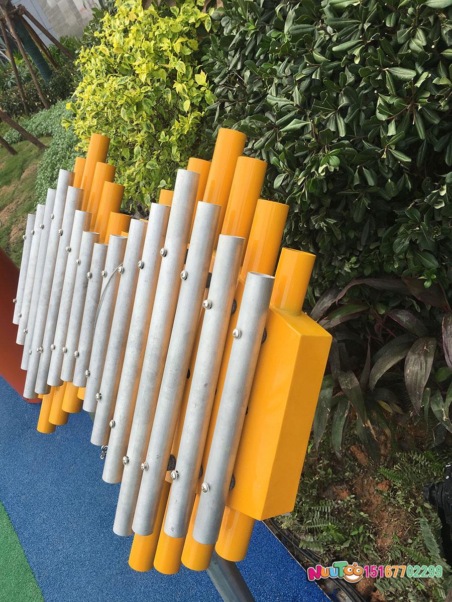 新款墙面打击乐器 儿童音乐打击板 幼儿园户外敲击乐器定制
