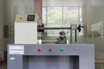 数隐金属线材环绕纠缠实验机