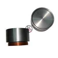 High quality hot pressed chromium sputtering target