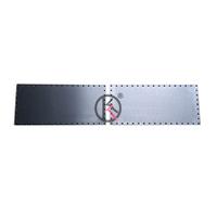 平面镍铬靶 真空熔炼 用于装饰镀膜 光学膜系 Low-E玻璃镀膜靶材