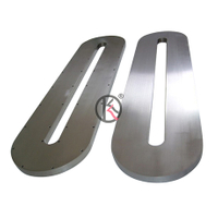 现货供应工业用钛合金靶材 钛靶材 宝鸡靶材生产工厂