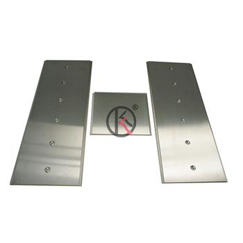 高纯钛铌板靶 钛合金靶材