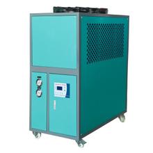 食品行业风冷式低温冷水机5HP