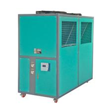 挤出机专用风冷冷水机10HP