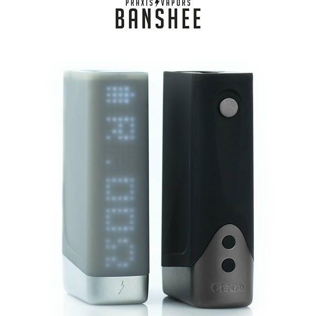 Banshee閃電魔女150瓦溫控調壓盒子
